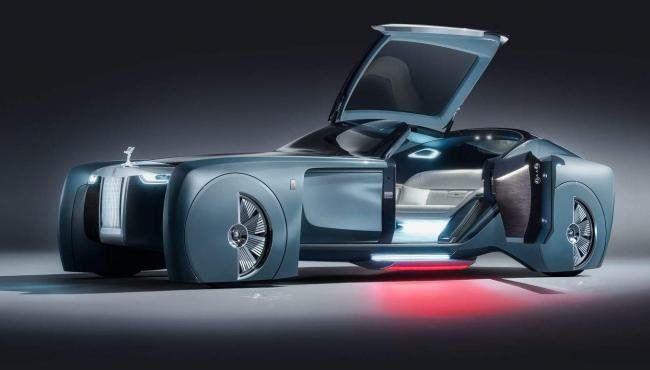 Rolls Royce Expects To Be Producing Solely Electric Cars By 2040 As The British Marque Pledges Ditch Internal Combustion Engine That Is Synonymous