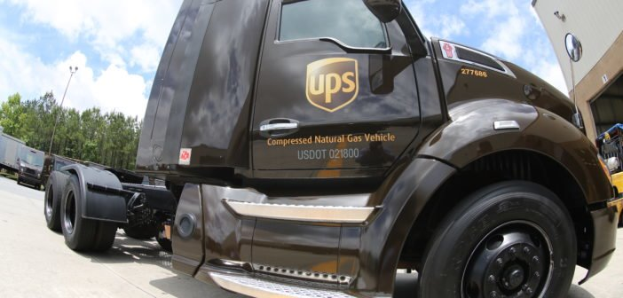 Ups Invests 130m In Alternative Fuel Vehicles