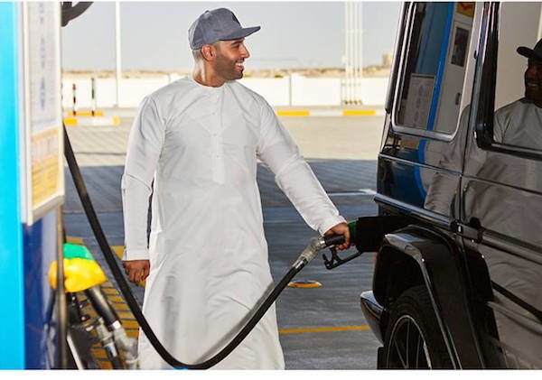 United Arab Emirates to experience home delivery of fuel