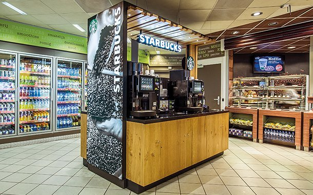 Selecta Partners With Okq8 To Introduce Starbucks On The Go