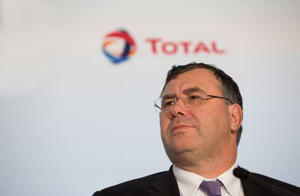 Resultado de imagem para CEO da Total, Patrick Pouyanné,